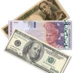 巨大マネーの狭間で揺れるマレーシア通貨