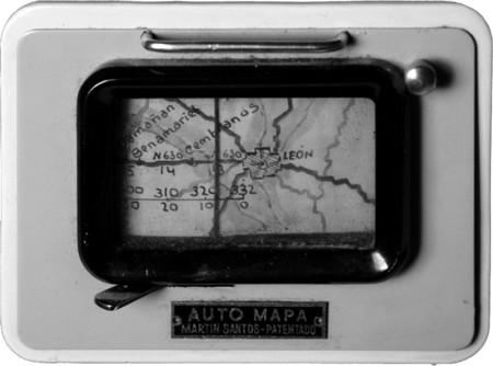 Auto Mapa Martin Santos