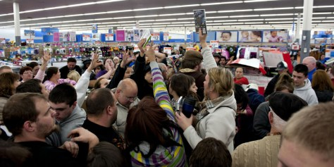 O Walmart Black Friday Facebook
