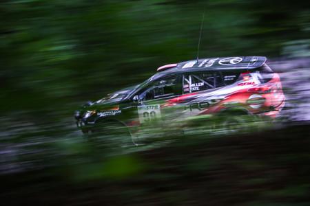 Toyota Rally Rav4 Se
