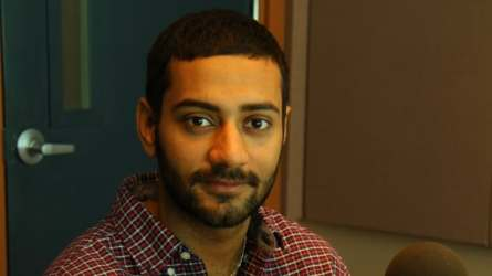 Nabeel Fakhar was approved to receive his undergraduate degree from the University of Manitoba Tuesday, but will receive it instead in October.