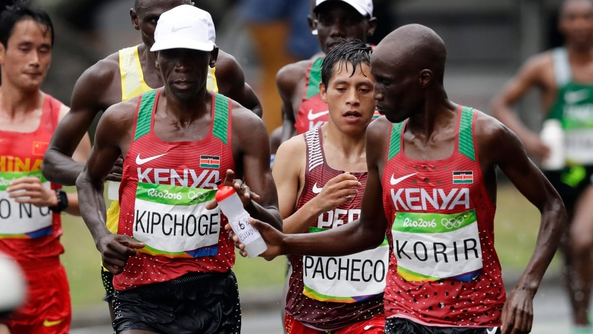 Kenyan Olympic officials subjects of criminal investigation
