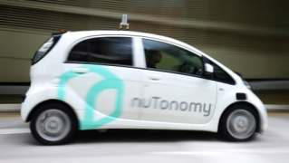 World's first self-driving taxis start taking passengers