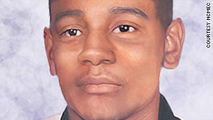 An age-progession image shows what Raymond Green might look like  31 years after his abduction.