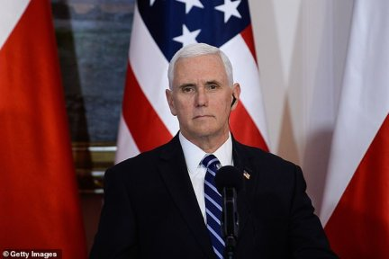 WHAT ABOUT PENCE?:  Previewing the next episode of '60 Minutes,' Scott Pelley, a correspondent for CBS, said Thursday that McCabe told him about a plan to approach Mike Pence, the Vice President of the United States , and ask him to invoke the 25th Amendment