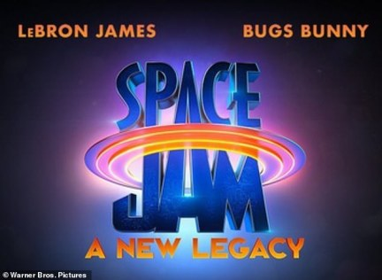 Warner Bros.' 2021 slate includes many of the expected top movies of the year, including Space Jam: A New Legacy (above)