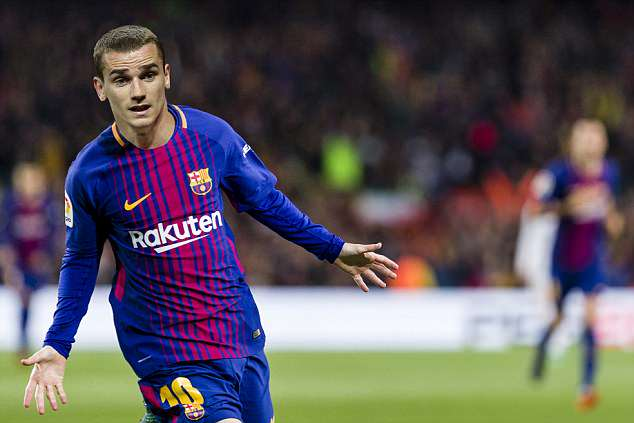 How Barcelona will line up next season  Antoine Griezmann will form     Antoine Griezmann is heading to Barcelona as a replacement for PSG  superstar Neymar     here s how