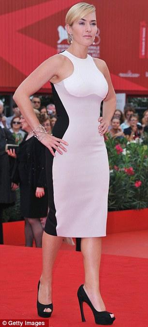 Kate Winslet: Este inteligente Stella McCartney projeto empolgou a multidão no Festival de Veneza para a estréia Coloque Mildred