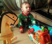 Police suspect baby Patrick Nicholas Lerch may have been murdered