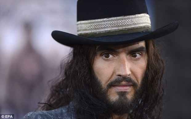 Russell Brand has spoken openly about his sex addiction. He says he went to 'desperate' measures to satisfy his cravings