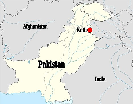 First time: Kotli is in a region not known for honour killings, despite Pakistan's reputation