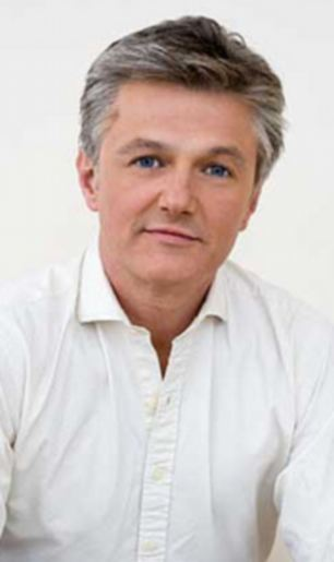 Tim Willcox, 49, British journalist