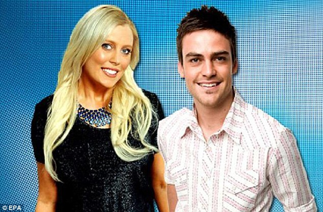 2DayFM DJs Mel Greig, left, and Michael Christian, right, have been bombarded with abuse online since Jacintha Saldanha's death at King Edward VII hospital's lodgings was announced