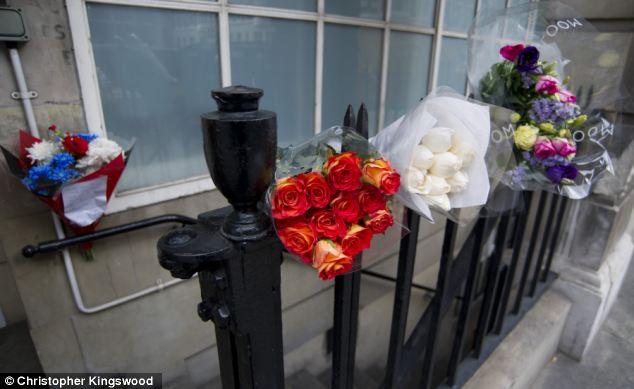 Poignant: Jacintha Saldanha was described as 'profoundly caring'
