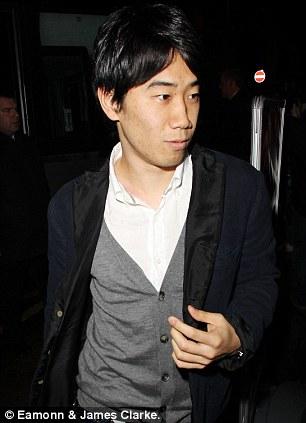 Shinji Kagawa attends the Manchester United Christmas party