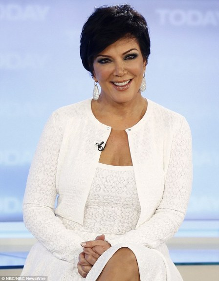 Reality star turned presenter: Kris Jenner has landed her own television talk show