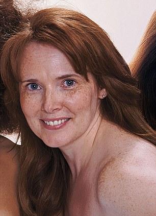ukraine nude women over 40