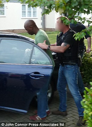 Usiobaifo was arrested at his flat following a joint investigation by police and the Serious Organised Crime Agency