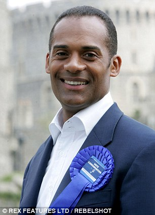 Tory MP Adam Afriyie has described the racist abuse that he suffered while growing up on a rough council estate in London