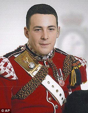 Drummer Lee Rigby died from multiple stab wounds after being attacked outside Woolwich barracks last Wednesday
