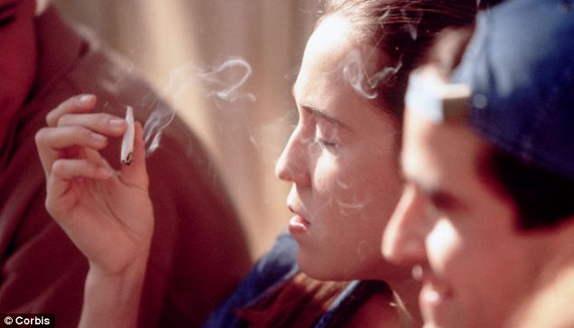 Lazy: Marijuana smokers are often stereotyped as being apathetic.