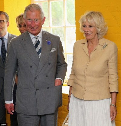 Prince Charles and Camilla's £2million Love Nest Where They Conducted