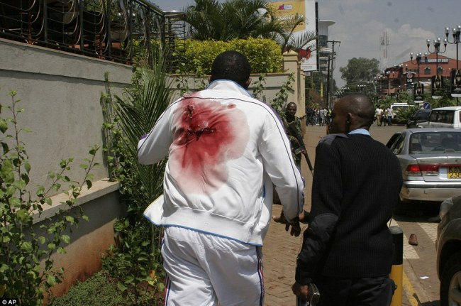 Killings: At least 59 people are believed to be dead, although police have not confirmed a death toll
