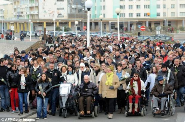 White March: The first White March took place in 1996 in Belgium