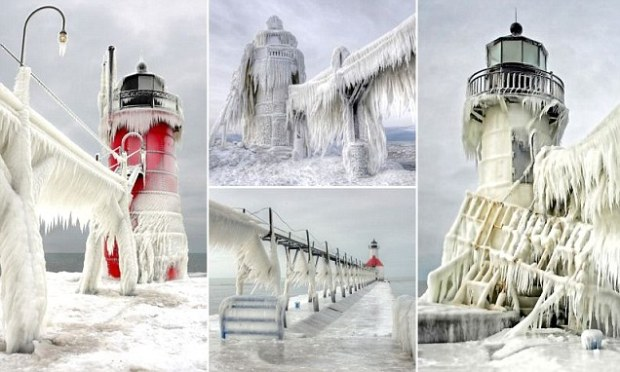 Frozen lighthouses preview