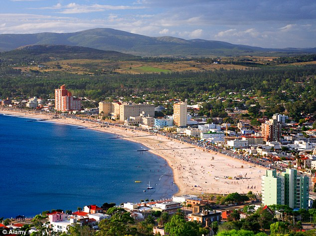 South America holidays  Uruguay is a splendid hidden gem   Daily     A jewel of the River Plate  Uruguay has 400 miles of  coastline  along