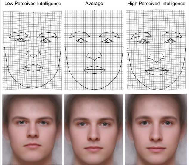 male face patterns
