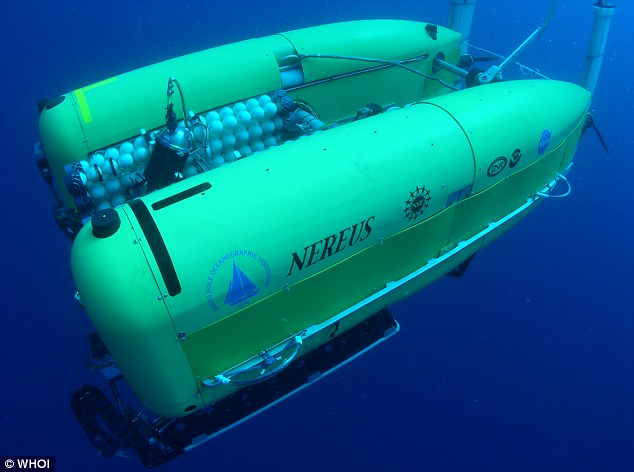 One of the world's most advanced deep-submergence vehicles, a remotely operated submersible called Nereus, will be used by the researchers in their explorations