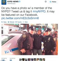 #EpicFail: 'Friendly' NYPD Twitter outreach backfires spectacularly as users spread images of police brutality