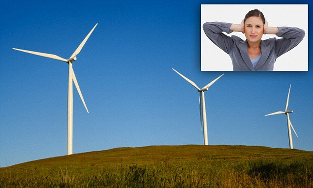 Low frequency sound from wind turbines affects the inner ear 1