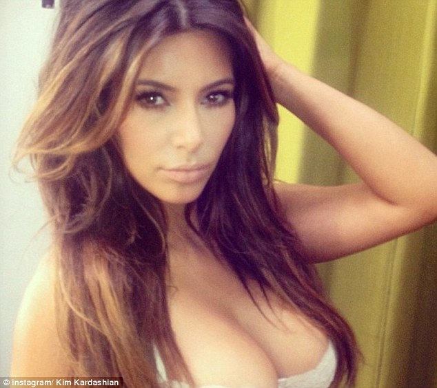 The chief prosecutor for the North West of England said Miss Kardashian was tempting young girls into sexualising themselves and presenting opportunities to predators