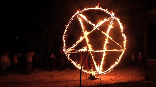 count down to zerotime.com » SATANISM IN MEXICO The blood ...