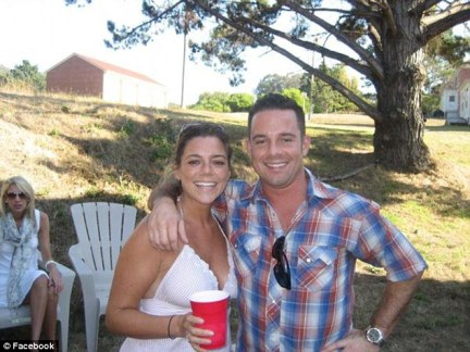 Family bond: Kate Steinle with brother Brad. The family of a San Francisco woman who was killed in a seemingly random act of violence is mourning her loss as police continue to search for a motive