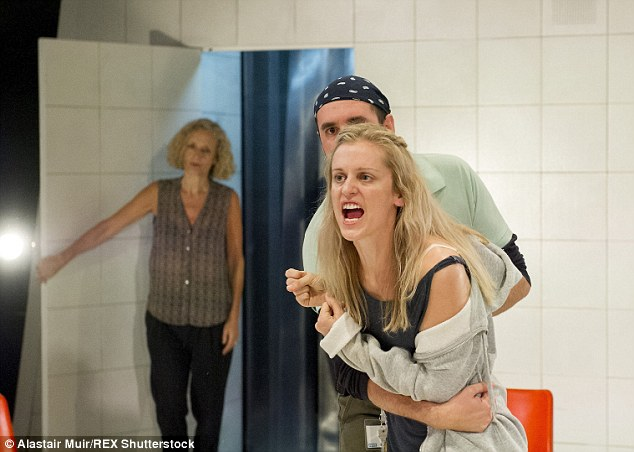 Watch out for... Denise Gough, who gives one of the best theatre performances of the year as a young woman struggling with addiction in Duncan Macmillan's play People, Places And Things. Gough will transfer with the production when it moves from the National Theatre's Dorfman stage to Wyndham's Theatre in March