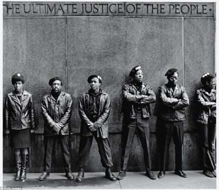 The Black Panthers, once dubbed'the greatest threat to the internal security of the country' by FBI Director J Edgar Hoover, was a rights group that operated in the Sixties and Seventies