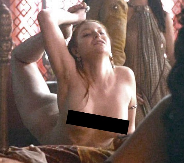 Josephine Gillan, really did earn her living as a prostitute before finding stardom in Game Of Thrones. And it is only her role in the show that has finally allowed her to escape