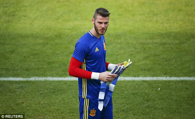 Spain goalkeeper David de Gea has been implicated in the ongoing case against pornography entrepreneur Ignacio Allende Fernandez, better known as Torbe