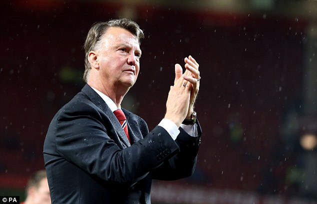 Louis van Gaal struggled in his first season, but after 10 games last year he had 20 points