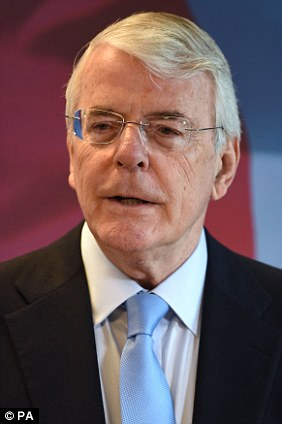 March 29 is the birthday of former PM John Major