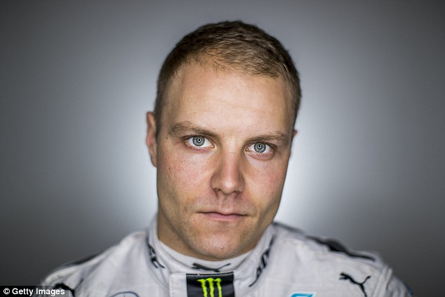 valtteri bottas will be behind the wheel of mercedes on grid for first time