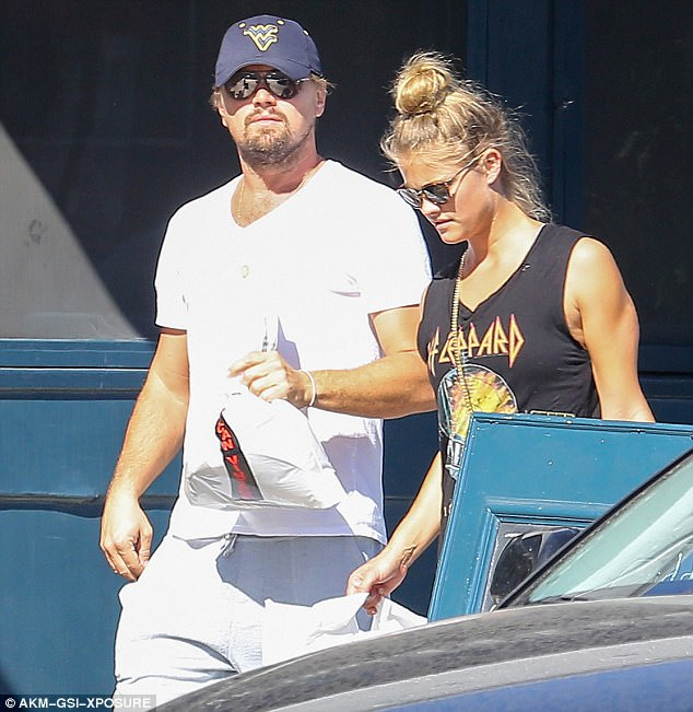 They did not live in the same city: While he was mostly in LA, she lived in NYC; here they are seen in West Hollywood in August
