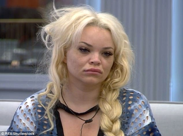 Trisha Paytas lashes out at CBB in explosive rant   Daily Mail Online Not happy  nbsp The Youtube blogger was seen ranting that her housemates  were