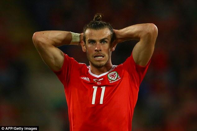 O País de Gales fez a semifinal na Euro 2016, mas Gareth Bale e Co não participarão na Rússia