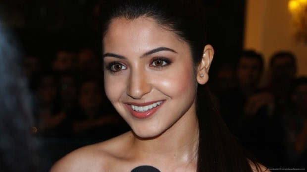Not only will Anushka be acting in the project but she'll also be penning the script for it, as well as producing it. —Photo courtesy: www.hdnicewallpapers.com