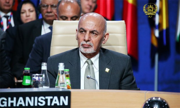 Ghani says Pakistan's dangerous distinction between good and bad terrorists is being maintained in practice. ─Afghan President's website