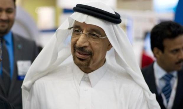 Khaled al-Falih — Reuters